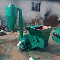地瓜秧粉碎机 家用小型饲料粉碎机 全自动型粉碎机