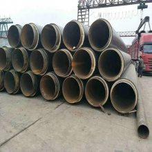 奉贤区聚氨酯管道保温管标准规格,直埋式复合保温管工程施工