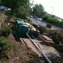 榆林住宅生活污水处理工艺一体化装置