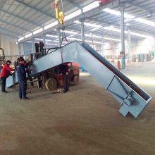 碎煤渣刮板输送机 加工链式刮板输送机 沙子刮板输送机