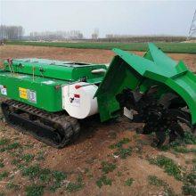 履带式开沟施肥机 田园管理机 后二80注倍投牌履带式旋耕机厂家