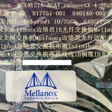 Mellanox MCX4111A-ACAT connectX-4 25gbE IB双口万兆网卡