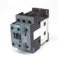 西门子 3RT6024 3极电机开关 交流接触器 3RT6024-1AG20 AC110V