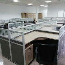 雷业办公家具 职员屏风桌隔断桌工位桌办公室桌椅会议桌班台老板桌