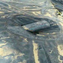 1.0毫米土工膜在四川尾矿库的铺设方法