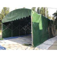 定做户外车棚停车棚家用汽车遮阳雨棚车库防晒简易移动帐篷pvc