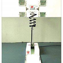供应车载曲臂式升降照明灯 倒伏式升降照明系统