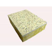 昆明双面硅钙板岩棉保温一体板 使用现状