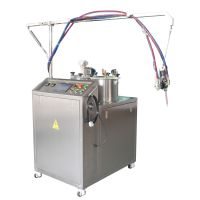久耐机械JN-05厂家直销 PU聚氨酯自动配比灌胶机 高精度自动配比