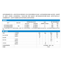LHE10-20DxxER2 系列 脉冲群抗扰度、浪涌抗扰度满足电力四级