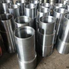 青海西宁 保证原厂尺寸包退换上海连成水泵配件SLOW200-660轴套