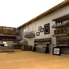 展台设计搭建-黄山展台设计- 安徽奥美展览公司