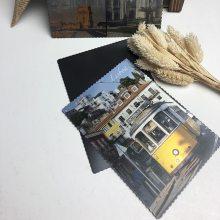 厂家供应铜版纸冰箱贴定制加工各类软磁贴 冰箱贴 创意环保印LOGO