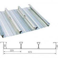 温州0.8mm厚YXB65-225-675型闭口楼承板生产厂家