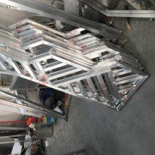 宜宾木纹铝窗花工艺价格优惠 镂空铝窗花规格