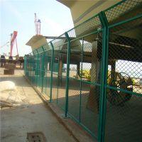 停车场防护栏 金属网墙加工 仓库隔离栅