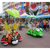 2019景区公园巡游花车热潮展示 创新电子巡游花车销售