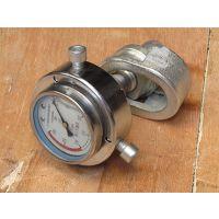 凯展SY60型综采支架专用测压表 矿用综采支架立柱压力监测仪凯展
