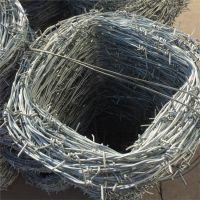 济南刺绳 铁刺绳多少钱一斤 铁蒺藜一吨多长