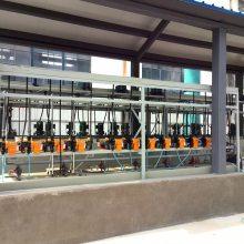 青岛研磨废水处理工程案例青岛水清木华