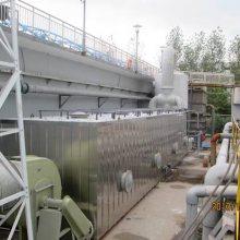 潍坊市玻璃钢洗涤塔、污水废气处理设备、污泥压滤间臭气处理设备、生物除臭系统