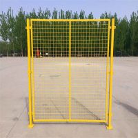 车间隔离栏 厂区组格栅 车间框架护栏网