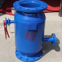 铸钢立式自动反冲洗排污过滤器生产厂家