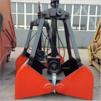 单梁起重机用抓斗 装卸物料XZ5 0.5立方单绳悬挂抓斗