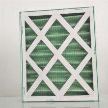 山东初效过滤器厂家供应折叠式初效复合网过滤器 初效空气过滤器 纸壳初效过滤器