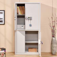 新疆博客森钢制文件柜档案柜密集柜书架货架密集架厂家直销