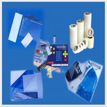 PET/PU硅胶亚克力单双抗静电保护膜1-1000g离型力原材料及模切