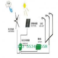 因为专业所以放心 晟成山上船上用风力发电机 500瓦全铜线发电机