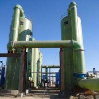 砖厂湿式脱硫除尘器 锅炉脱硫脱硝塔
