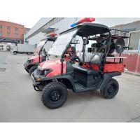 隆泰消防全地形四轮消防摩托车UTV450 高底盘高功率