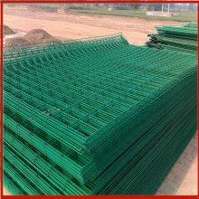 桃柱护栏网供应 杭州铁丝网兴来 框架护栏网厂家