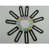 湖南铁镀锌一字线夹,线扣卡子,规格可定制,价格优惠
