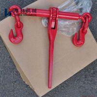 低价供应5T矿用棘轮封车器 10T棘轮封车器 1/2-5/8棘轮封车器