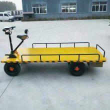 雨棚物流车 平板拖车直销处 厂区园区物流车
