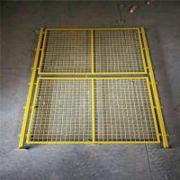 成都车间框架护栏网 室内防护隔离网 铁丝围栏防护网
