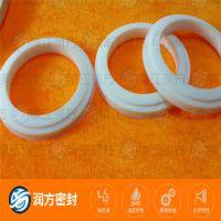 日本进口半透明聚四氟乙烯牌号M111耐冷流抗蠕变性能塑料制品