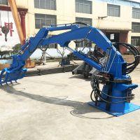 移动液压机械臂多功能 全工多功能焊接机械手自动上下料搬运机器人