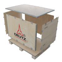 钢带箱 免检出口木箱 扣件箱 无钉箱