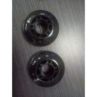 直销环保耐磨耐用1.5 2 2.5 3 3.5 4 5 6 7 8寸聚氨酯PU静音脚轮、滑轮、机械轮