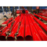 大口径内外涂塑复合钢管用途 - 沧州沧岳管道