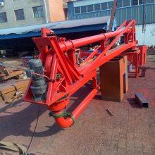 沧州汇鹏直销新型混凝土布料机 建筑工地用12米圆筒布料机 15米电动布料机