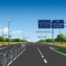 新疆杆件道路交通设施八角杆子生产厂家直销