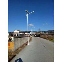 山西太原7米太阳能路灯 12VLED太阳能路灯50W 广场高杆太阳能路灯价格