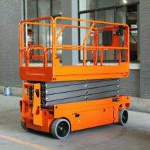 丹东直销航天牌电动剪叉式升降机 全自动自行走式液压升降机 质保一年