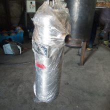 大流量汽水分离器 空压机MJQF-100精密滤芯式气水分离器
