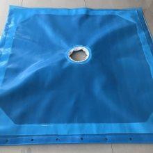 750B 丙纶复丝斜纹过滤布 耐酸碱 压滤机滤布